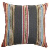 Iddes Stripes Wool Pillow
