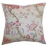 Quesnel Floral Throw Pillow
