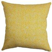 Edythe Cotton Throw Pillow