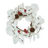 Eucalyptus Berry Pinecone Wreath