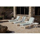 Trex Outdoor Patio Chaise Lounges