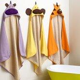Colorful Kids' Bath Essentials