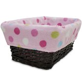 Lambs & Ivy Decorative Baskets, Bowls & Boxes