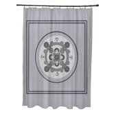 Moroccan Medley Geometric Shower Curtain