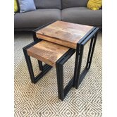 Timbergirl End Tables