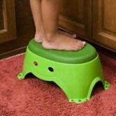 frog step stool