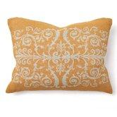 Rulla Print Linen Throw Pillow