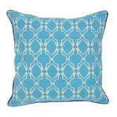 Carnaby Street Marina Throw Pillow