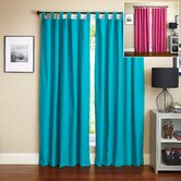 Blazing Needles Curtains & Drapes