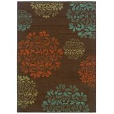 Tufts Brown Rug