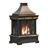 All Outdoor Fireplaces