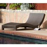 Vallarta Wicker Lounge Chair