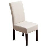 Jameson T-Stitch Upholstered Dining Chair