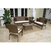 Hospitality Rattan Outdoor Conversation Sets