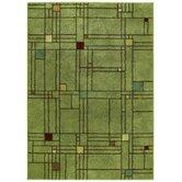 Origins City Streets Jadeite Green Rug