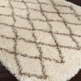 Rhapsody Winter White & Taupe Area Rug
