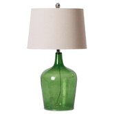 "Hestia 27"" H Table Lamp with Empire Shade"