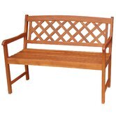 International Concepts Patio Benches