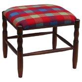 Woolrich Blanket Furniture Ottoman
