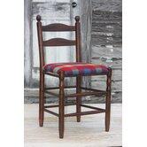 Woolrich Blanket Furniture Ladderback Barstool