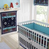 Big Believers Athletic Department Crib Bedding Collection