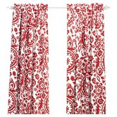 Suzani Rod Pocket Single Curtain Panel