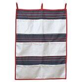 Multi Stripe Pocket Hanging Art