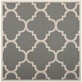 Courtyard Grey & Beige Area Rug