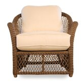 Vineyard Lounge Chair with Cushion