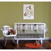 olli & lime Crib Bedding