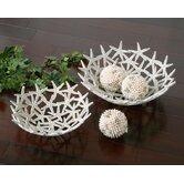 Starfish 5 Piece Fruit Bowl Set