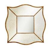 Mirror in Antique Gold Leaf