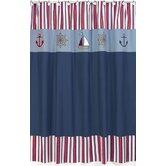 Nautical Nights Shower Curtain