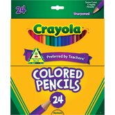 Crayola LLC Colored Pencils