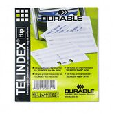 Durable Office Products Corp. Card File Refills