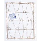 Antique Wire Memory Board