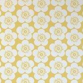 "Analog 15' x 28"" Floral  Wallpaper (Set of 2)"
