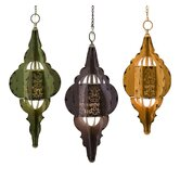 Georgette Hanging Lamp (Set of 3)