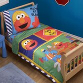 Sesame Street Toddler Bedding