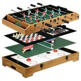 6-In-1 Game Table