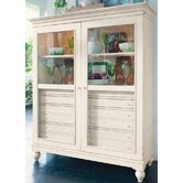 Paula Deen Home China Cabinets