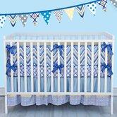 Ikat Crib Bedding Collection