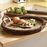 Havana Round Tope Top Serving Tray