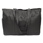 Piel Leather Shopping Totes, Personal Shopping Carts