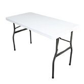 New Spec Inc Folding Tables