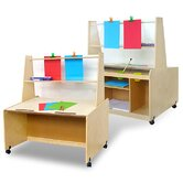 A+ Child Supply Work Easels