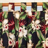 Hanalei Home Curtains and Valances