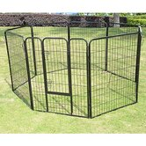 Aosom LLC Dog Exercise And Play Pens