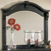 American Woodcrafters Dresser Mirrors