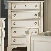 American Woodcrafters Dressers, Chests & Bureaus